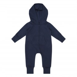Baby/Toddler Fleece Onesie in Navy