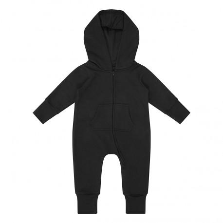 Baby/Toddler Fleece Onesie in Black