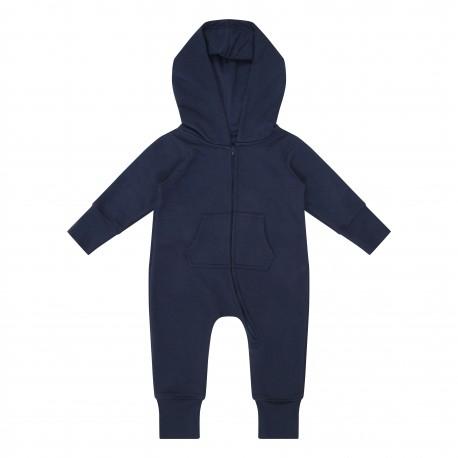 Baby/Toddler Fleece Onesie in Navy
