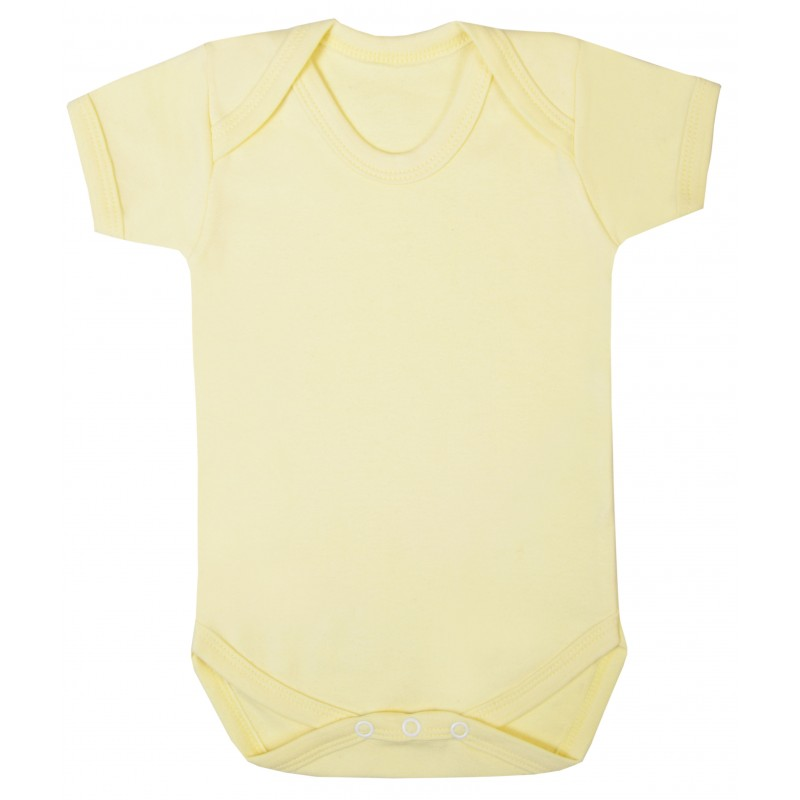 e0d3a3f62 Baby Blanks Bodysuits in Lemon Yellow by Kids Wholesale Clothing