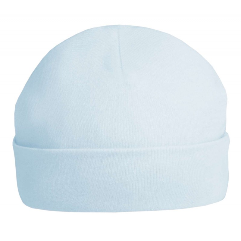 Baby Blanks Baby Hats in Light Blue by Kids Wholesale Clothing 32be24c9369