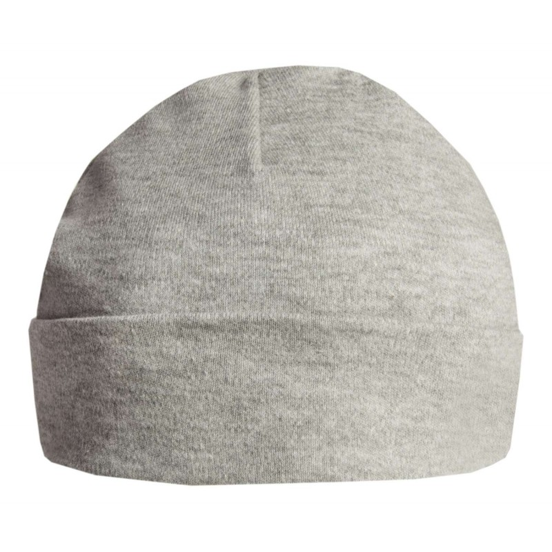 Baby Blanks Baby Hats in Grey Marl by Kids Wholesale Clothing c990d0e51