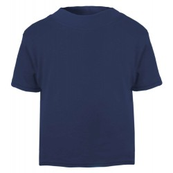 Baby and Toddler Blank T-Shirt in Navy