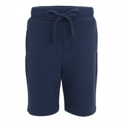Fleece Shorts in  Navy