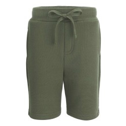Fleece Shorts in Khaki