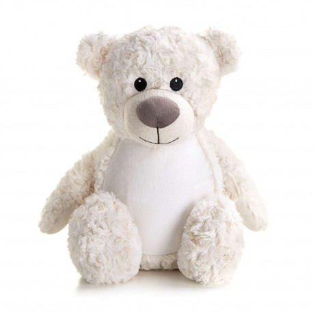 Soft Toys for Personalisation - Teddy Bear Cream