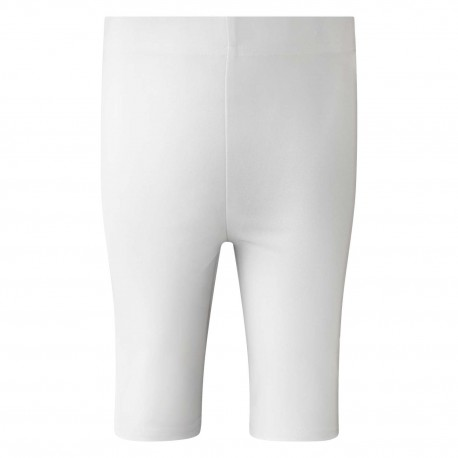 Cycling Shorts in White