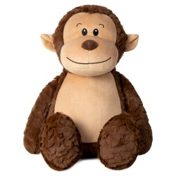 Soft Toys for Personalisation - Monkey