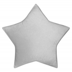 Cushions for Personalisation - Grey Star
