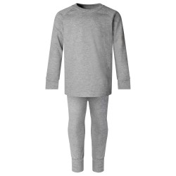 Loungewear Set in Grey Marl