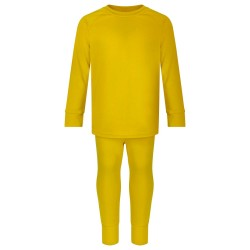 Loungewear Set in Mustard