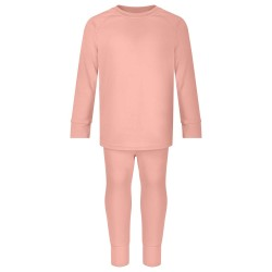Loungewear Set in Dusty Pink