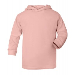 Dusty Pink Cotton Hoodies
