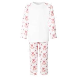 Tummi Bears® Pink Teddy Bear Pyjama Set