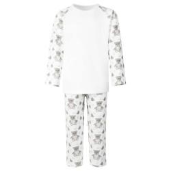 Tummi Bears® Grey Teddy Bear Pyjama Set