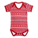 Christmas Baby Bodysuits/Rompers