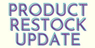 Product Restock